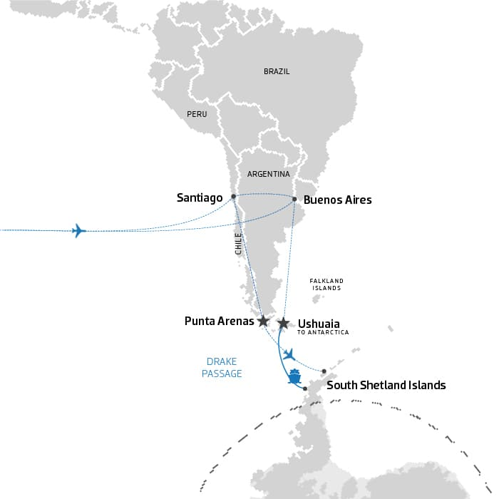 Travel Guide_South America Flight Points