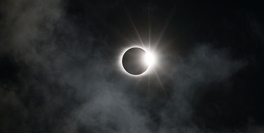 Total Solar Eclipse - Day 14 & 15
