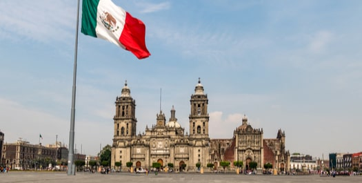Mexico City – Half Day City Tour