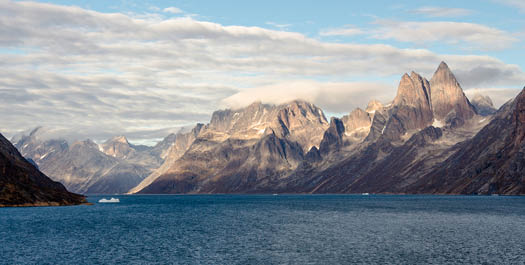 Prince Christian Sound, Southeast Greenland